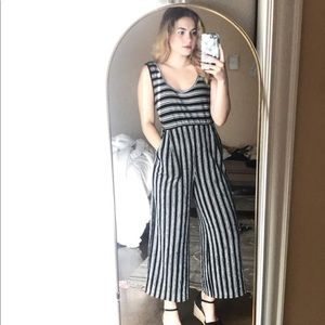 Stripped jumpsuit!